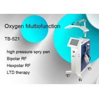 China 3 in 1 Oxygen Spryer RF PDT Light Therapy Skin Clean & Tightening System on sale