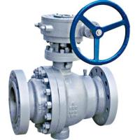 Buy cheap DN500 Full Bore Ball Valve Investment Casting Anti Static ASME B16.5 from wholesalers