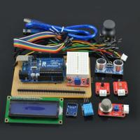 Analog display starter kit for arduino with ps game