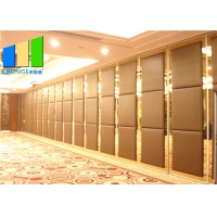 Wholesale Five Star Hotel Fabric Removable Acoustic Partition Walls Supplier from china suppliers
