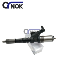 Wholesale 6D125 Engine Fuel Injector 6156-11-3300 6156-11-3301 For PC400-7 Excavator Spares from china suppliers