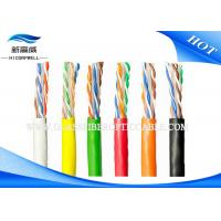 Wholesale Network Ethernet LAN Cable 150m 500ft 0.56mm UTP CABLE Cat6 IEC 60794 Black from china suppliers