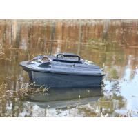 DEVICT bait boat DEVC-310 black catamaran lithium battery remote control