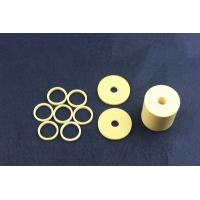 Buy cheap High Density Polyurethane Foam Products Elastomer Automotive Brake Damper For Shock from wholesalers