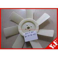 Wholesale OEM Kato Kobelco SK200-5 6D31 ME018185 Engine Excavator Spare Parts Engine Plastic Cooling Fan Blade from china suppliers