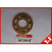 Wholesale Kobelco Parts Valve Plate For Sk200 - 8 Travel Motor Hydraulic Motor Parts from china suppliers