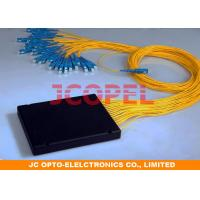 Wholesale 1 x 8 Fiber Optic Coupler Splitter 1310nm 1550nm for FTTH Passive Optical Network from china suppliers