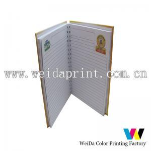 China Kraft paper file folders , OEM cardboard fashion handmade office file folder on sale