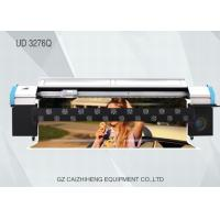 Wholesale Automatic Wide Format Solvent Printer Desktop High Resolution UD 3276Q 3200mm from china suppliers