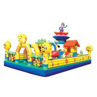Wholesale Durable Inflatable Jumping Castles Play Equipment Easy to Set Up A-09803 from china suppliers