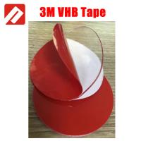 Buy cheap 1mm Clear 3M 4910 Acrylic Adhesive Die cutting Double sided VHB Tape Price from wholesalers