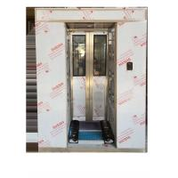 Buy cheap Easy Using Cleanroom Sole Cleaning , Shoe Cleaner Machine With Sensor from wholesalers