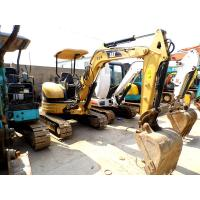 Wholesale Used Caterpillar 303CR Mini Digger from china suppliers
