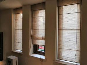 Wholesale ISO9001 Blackout 1x2.45m Linen Fabric Roller Blind Shades from china suppliers