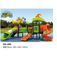 Wholesale Hot Sale Children Play Game Sports Outdoor Playground Equipment Kids Amusement Park Outdoor Playground with  Slide from china suppliers
