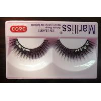 Wholesale SGS Test High quality OEM False eyelashes from china suppliers