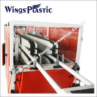 Wholesale PVC Pipe Conduit Pipe Tubing Machine , PVC Tube Production Line from china suppliers