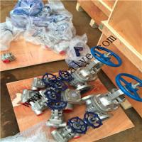 Wholesale Screwed Forging Steel Globe Valve A105 from china suppliers
