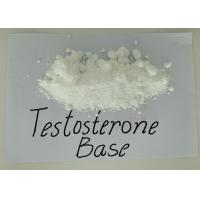 Buy cheap Testosterone Base Booster Testosterone Raw Powder For Muscle Building from wholesalers