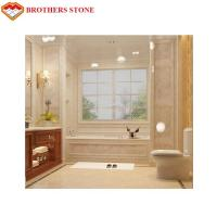 Wholesale Latte Beige Marble Turkish Cream Marble Tile Imitation Marble Tile from china suppliers