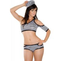 Wholesale Robber Penitentiary Penny Prisoner Halloween Adult  Costumes woman sexy from china suppliers