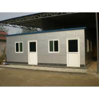 Wholesale Custom Modular Pre Fabricated Steel Buildings With Cement Floor from china suppliers