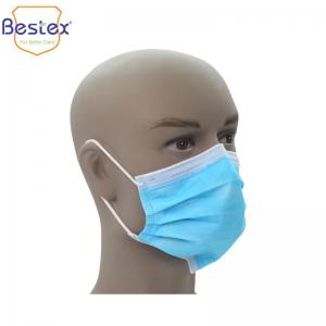 Wholesale 19.5cm Disposable Face Masks from china suppliers