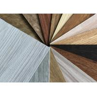 Wholesale Non Toxic LVT Wood Flooring , Dry Back Contemporary Vinyl Flooring With Wear Layer from china suppliers
