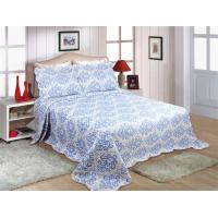 Wholesale Household Printed Quilt Set Lightweight 220x240 / 240x260cm Machine Washing from china suppliers