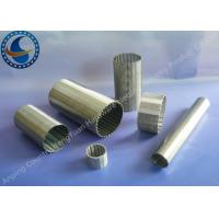 Wholesale Stainless Steel Wedge Wire Mesh High Filtration Precision Long Lifespan from china suppliers