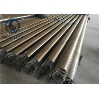 Wholesale High Strength 6 Meter Johnson Vee Wire Screen 205 / 304 / 304L / 316L Grade from china suppliers