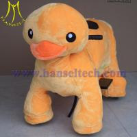 Wholesale Hansel new kiddies ride amusement park parts mall rides from china suppliers