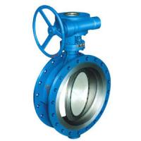 Wholesale Class 300 Casting API609 Butterfly Valve ASME 16.47 from china suppliers