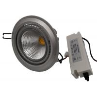 Wholesale 45 wattts Al Grey Swivel Led Downlight Dimmer 4000K 4600lm Non Dimmable from china suppliers