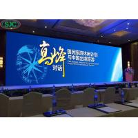 Buy cheap Indoor Full Color Conference Stage P3 Led Display Screen/Flexible Led Screen from wholesalers