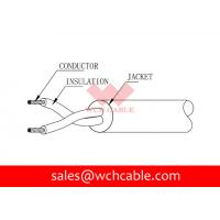 Wholesale UL21184 TPE Jacketed Cable: 26AWGx2C from china suppliers
