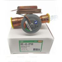 Wholesale Ove-40-Cp100 R407c Thermal Expansion Valve Gas Sporlan Wrought Brass Body Material from china suppliers