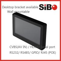 SIBO Q896 In Wall Android Tablet With RS232 for sale