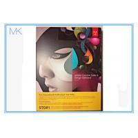Wholesale CS6 Adobe Graphic Design Software Standard MAC Full Student Edition Creative Suite English from china suppliers