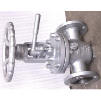 Wholesale OS & Y Lift Plug Valve , Bolted Bonnet Valve Hard Seat Non - Lubricated from china suppliers