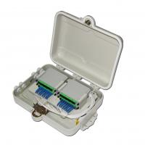 Wholesale SMC Material 32 Core Fiber Optic Termination Box ODF SMC Fiber Distribution Box from china suppliers