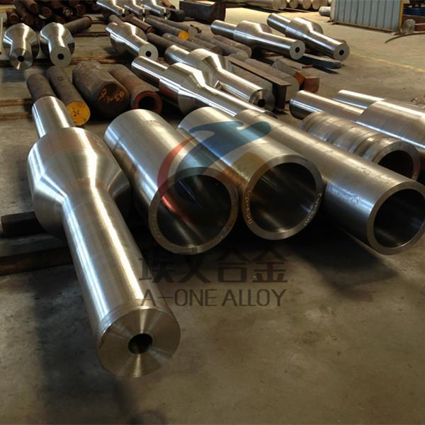 Nickel Alloy Forging : Hastelloy c uns n nickel alloy round bar forging