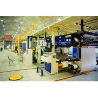 Quality WJ200 Series 5Ply Corrugated Cardboard Production Line for sale
