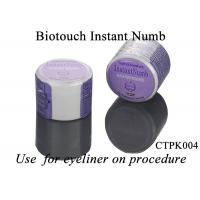 Wholesale Skin Relief Tattoo Topical Anesthetic Cream Biotouch Instant Numb For Eyeliner from china suppliers