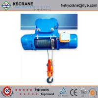 Wholesale Customized Widely Used Cable Hoist With Electric Trolley from china suppliers