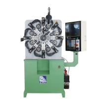 Buy cheap High Speed CNC Spring Machine , 0.2 - 2.3mm Wire Spring Making Machine from wholesalers