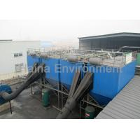 China Jet Cyclone Filter Bag Dust Collector , Portable Pulse Dust Collector on sale