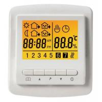 Wholesale heating thermostat,  electrical thermostat,  underfloor heating thermostat,  hvac thermostat,  honeywell,  tyco,  trane,  motorized valve,  floor thermostat,  temperature sensor,  communicating thermostat from china suppliers