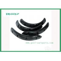 Wholesale Yamaha Drive Golf Cart Fender Flares Set Of Four Textured Black Surface Finish from china suppliers