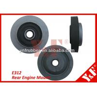 Wholesale Anti-vibration Engine Mounting Cushion for Excavator / Bulldozer / Digger Spare Parts from china suppliers